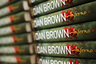 Dan Brown's Inferno Set To Be The Best Seller Of The Year